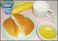 【朝食例】パン