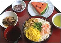 【昼食例】